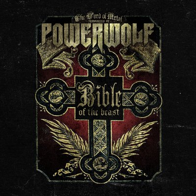 Powerwolf - Bible Of The Beast | CD