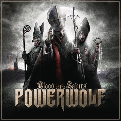 Powerwolf - Blood Of The Saints | DIGI-CD