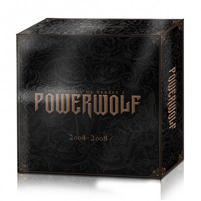 Powerwolf - History Of Heresy Pt. I | CD BOX