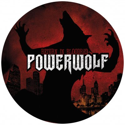 Powerwolf - Return In Bloodred  | Picture Vinyl