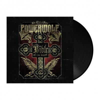 Powerwolf - Bible Of The Beast | 180g Black Vinyl
