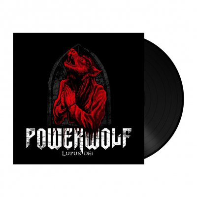 Lupus Dei | 180g Black Vinyl
