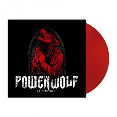 Powerwolf - Lupus Dei | Opaque Red Vinyl