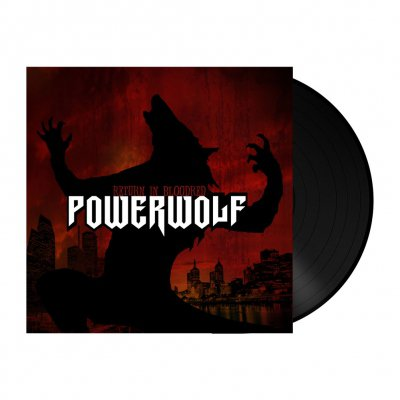 Powerwolf - Return In Bloodred | 180g Black Vinyl