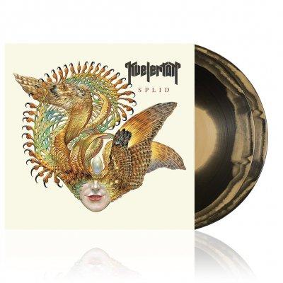 Kvelertak - Splid | 2xBlack Gold Swirl Vinyl