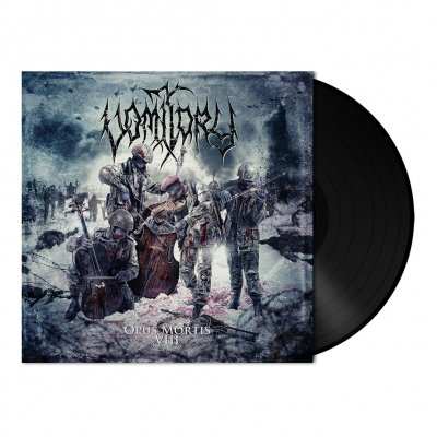 shop - Opus Mortis VIII | 180g Black Vinyl