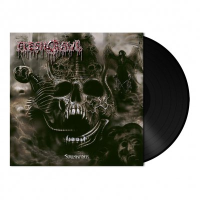 shop - Soulskinner | 180g Black Vinyl