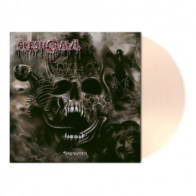 shop - Soulskinner | Clear Flesh Vinyl