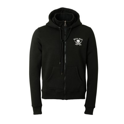 metal-blade - Pirate Logo | Zip Hood