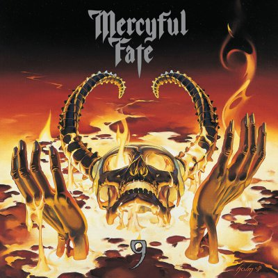 Mercyful Fate - 9 | CD