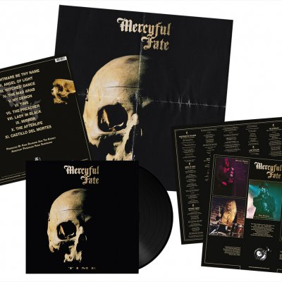 Mercyful Fate - Time | 180g Black Vinyl