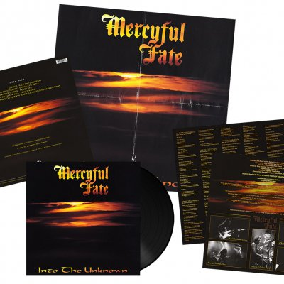 Mercyful Fate - Into The Unknown | 180g Black Vinyl