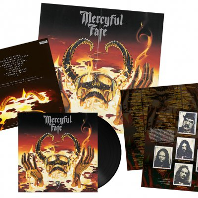 Mercyful Fate - 9 | 180g Black Vinyl