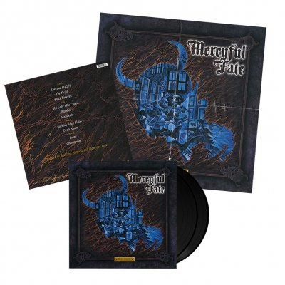 Mercyful Fate - 2xDead Again | 180g Black Vinyl