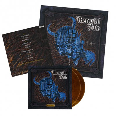 Mercyful Fate - Dead Again | 2xBrown Marbled Vinyl
