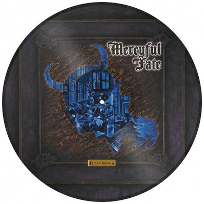 Mercyful Fate - Dead Again | 2xPicture Vinyl