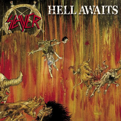 Slayer - Hell Awaits | DIGI-CD