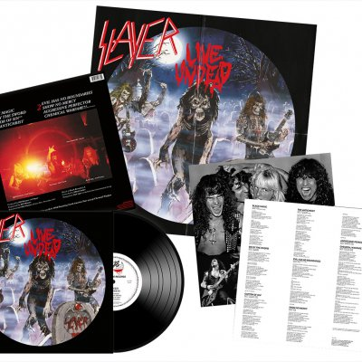 Slayer - Live Undead | 180g Black Vinyl