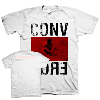converge - We Are Shadows White | T-Shirt