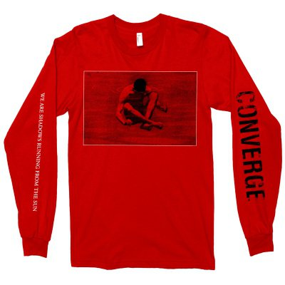 converge - We Are Shadows Red | Longsleeve