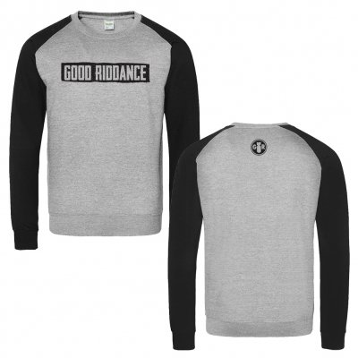 Good Riddance - New Bar | Baseball Sweatshirt