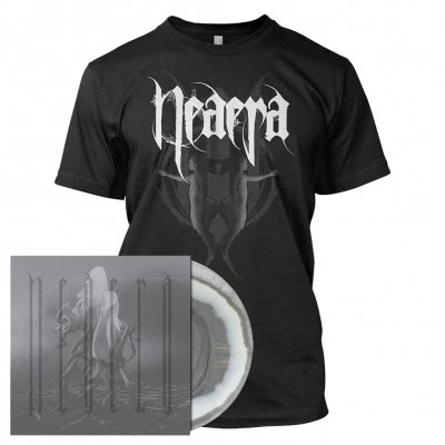 Neaera - Neaera | Clear/Grey/White Swirl Vinyl Bundle