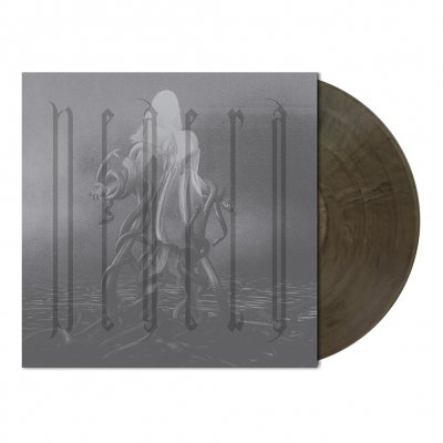 shop - Neaera | Clear w/Black Smoke Vinyl