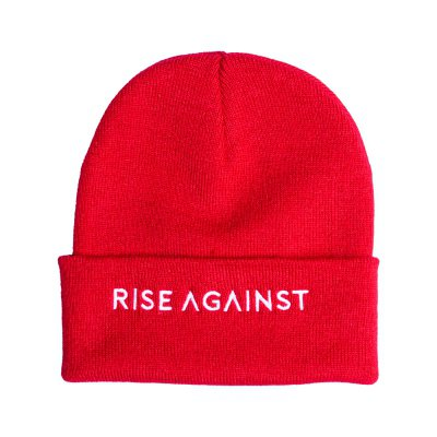 rise-against - Classic Logo Red | Beanie