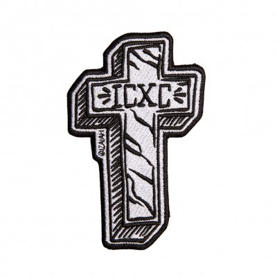 ICXC Cross | Die Cut Patch
