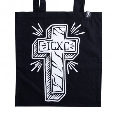 izaiah - ICXC Cross | Totebag
