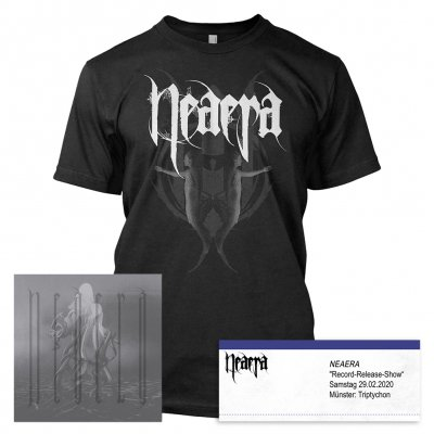 Neaera - Neaera | CD+T+Release Show Ticket