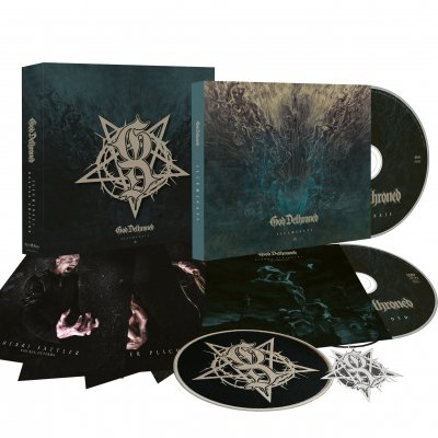 God Dethroned - Illuminati | Limited CD Box
