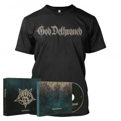 God Dethroned - Illuminati | Limited CD Box Bundle