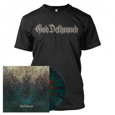 God Dethroned - Illuminati | Colored Splatter Vinyl Bundle