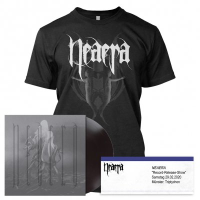 shop - Neaera | Dark Marbled Vinyl LP+T+Release Show Ticket
