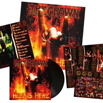 Hell Is Here | 180g Black Vinyl