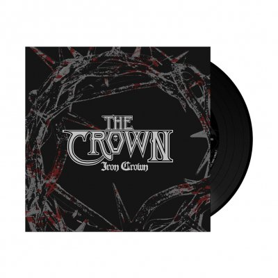 The Crown - Iron Crown | Black 7 Inch