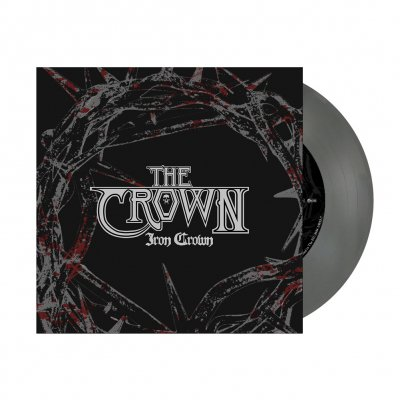The Crown - Iron Crown | Silver 7 Inch