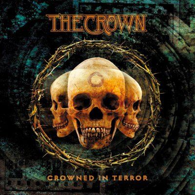 Crowned In Terror | CD