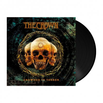 The Crown - Crowned In Terror | 180g Black Vinyl