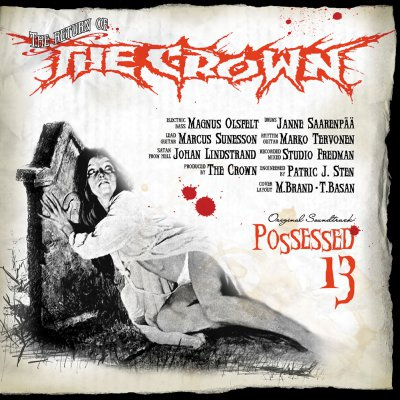 The Crown - Possessed 13 | CD