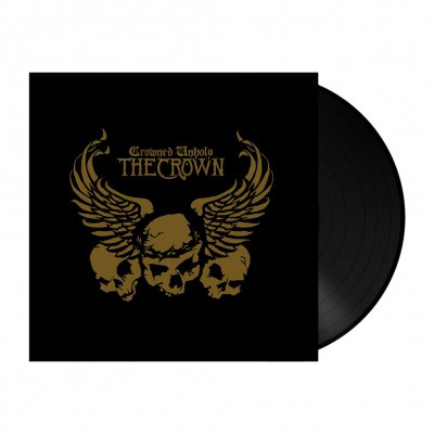The Crown - Crowned Unholy | 180g Black Vinyl