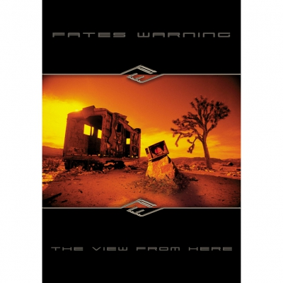 Fates Warning - The View From Here/Live Dynamo | 2xDVD