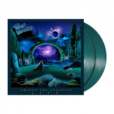 shop - Awaken The Guardian Live | 2xTurquois Green Vinyl