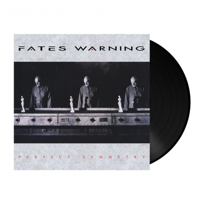 Fates Warning - Perfect Symmetry | 180g Black Vinyl