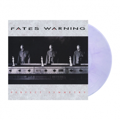 Fates Warning - Perfect Symmetry | Clear Lavender Marbled Vinyl