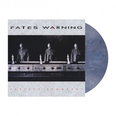 Fates Warning - Perfect Symmetry | Violet Blue Marbled Vinyl