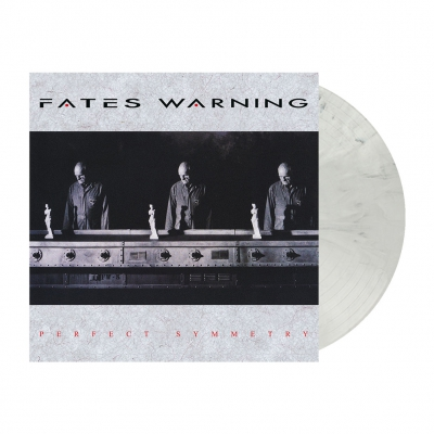 Fates Warning - Perfect Symmetry | White/Black Marbled Vinyl