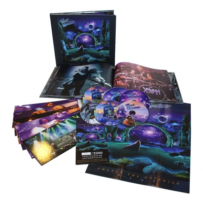 shop - Awaken The Guardian Live | Artbook