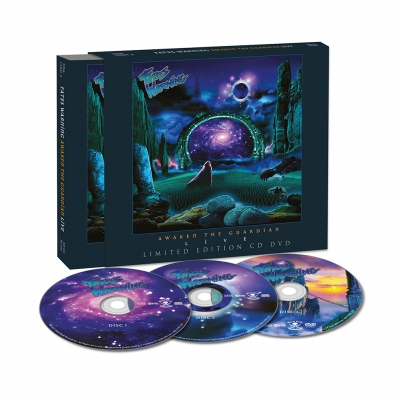 Awaken The Guardian Live | DIGI-CD+DVD